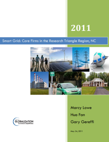 Smart Grid: Core Firms in the Research Triangle Region